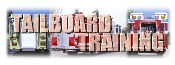 Tailboard Training