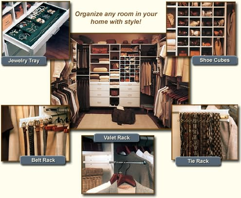Artistic Closets   Products